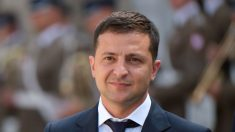 El presidente de Ucrania da positivo por covid-19