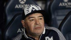 Operan a Diego Maradona por un hematoma en el cerebro