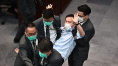 EE.UU. y UE expresan preocupación tras la detención de 8 políticos prodemocracia en Hong Kong