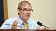 """Algunas restricciones por COVID-19 se han """"vuelto tan ridículas"""", según el representante Jim Jordan"""