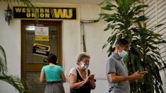 El envío de remesas a Cuba cayó el 54.14 % en 2020 por covid-19