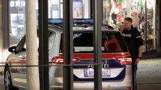 Al menos un muerto en un tiroteo cerca de una sinagoga en Viena, según medios
