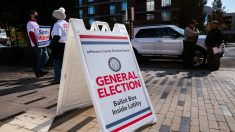 Cierran los primeros colegios electorales en EE.UU.