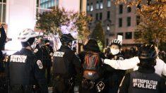 Se registran escaramuzas y daños materiales en ciudades de todo EE.UU., pero no grandes disturbios