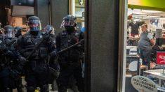 La Guardia Nacional de Oregón se activó después de que estallaran los disturbios en Portland