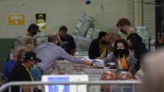 Condado Allegheny en Pensilvania decide contar más de 2000 boletas electorales sin fecha