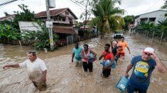 EE.UU. se suma a rescate de damnificados por Eta en Honduras