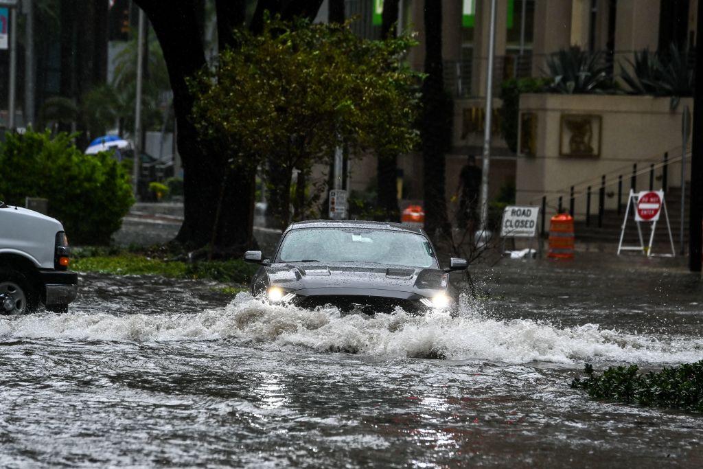 Tormenta tropical Claudette a punto de formarse amenaza costa del Golfo de México