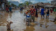 Suben a 48 los muertos por el tifón Vamco en el norte de Filipinas