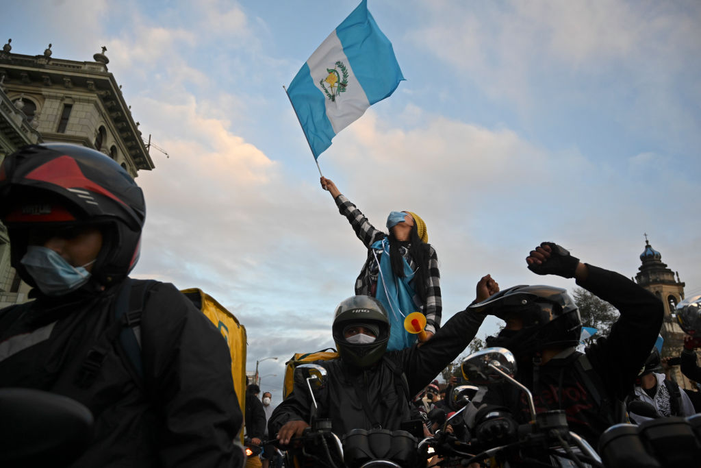 El Congreso de Guatemala suspende aprobación del presupuesto para 2021
