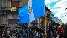OEA enviará misión a Guatemala a pedido de Giammattei por crisis política