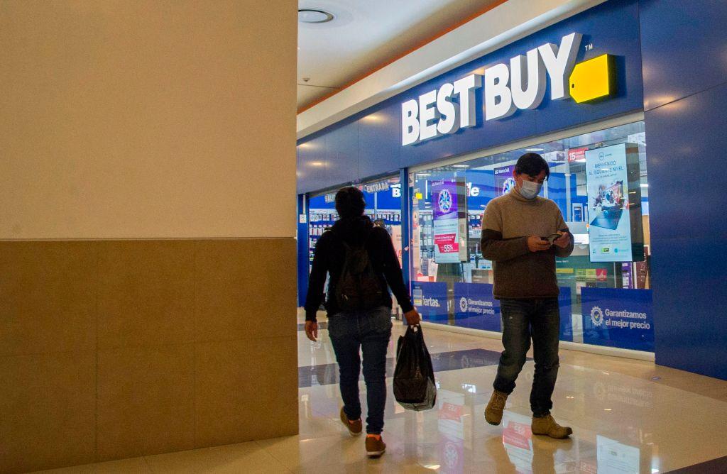 La cadena estadounidense de tiendas de tecnología Best Buy abandona México