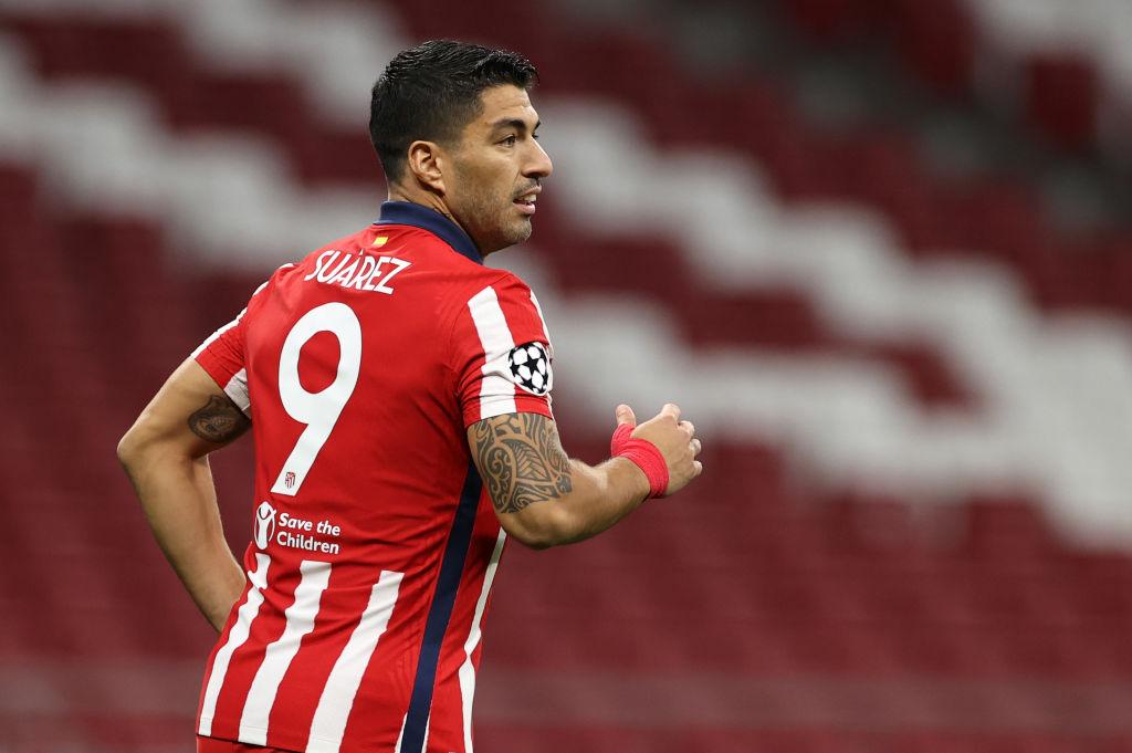 Luis Suárez da positivo por covid-19 y se pierde el Atlético de Madrid-Barcelona