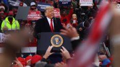 Trump dice que firmó una orden ejecutiva para proteger el fracking