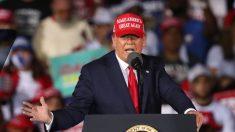 Trump gana varios estados de las Grandes Llanuras y del Oeste Montañoso