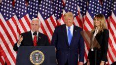 """Trump dice que Pence """"tiene el poder de rechazar a los electores elegidos de manera fraudulenta"""""""