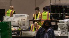 Policía evacua área cercana a centro de conteo de votos en Filadelfia por presuntas amenazas de bomba