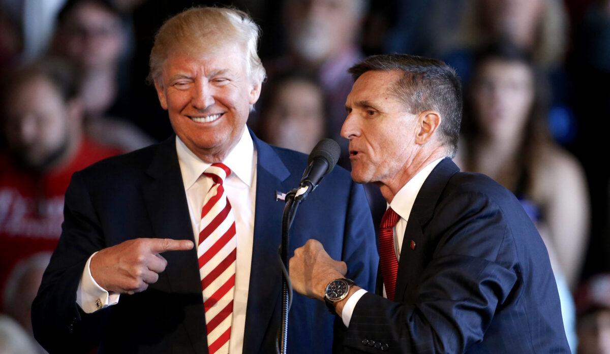 """""""El presidente tiene caminos despejados hacia la victoria"""": Michael Flynn"""