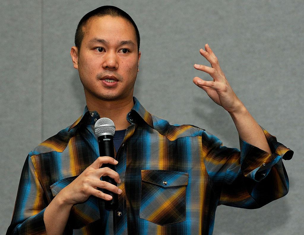 Muere exjefe de Zappos y gurú del comercio online Tony Hsieh a los 46 años