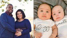 Madre de gemelos se niega a terminar la vida de su hijo con síndrome de Down durante el embarazo