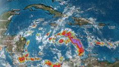 Tormenta tropical Eta se forma en el Caribe y alcanza récord de tormentas con nombre en una temporada