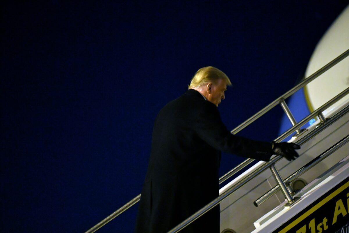Especial: Los 4 años de campaña contra Trump