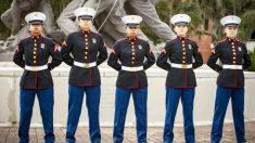 5 hermanas se gradúan en el Cuerpo de Marines el mismo día, cumpliendo su pacto de patriotismo