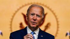 Biden agradece a científicos y trabajadores de primera línea el Día de Acción de Gracias