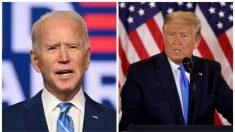 """Portavoz de Dominion dice que la empresa no """"cambió los votos"""" de Trump a favor de Biden"""