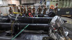Hombre chino se declara culpable de plan para enviar barcos militares a China