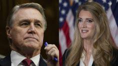 Perdue y Loeffler respaldan la solicitud de Trump para un recuento en Georgia