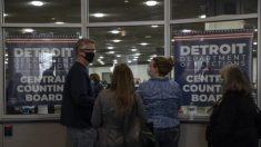Contratista de Dominion dice que presenció acciones fraudulentas en Detroit en el recuento de votos