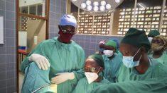 Primera mujer africana galardonada con 500,000 dólares por su servicio médico misionero en L'Chaim
