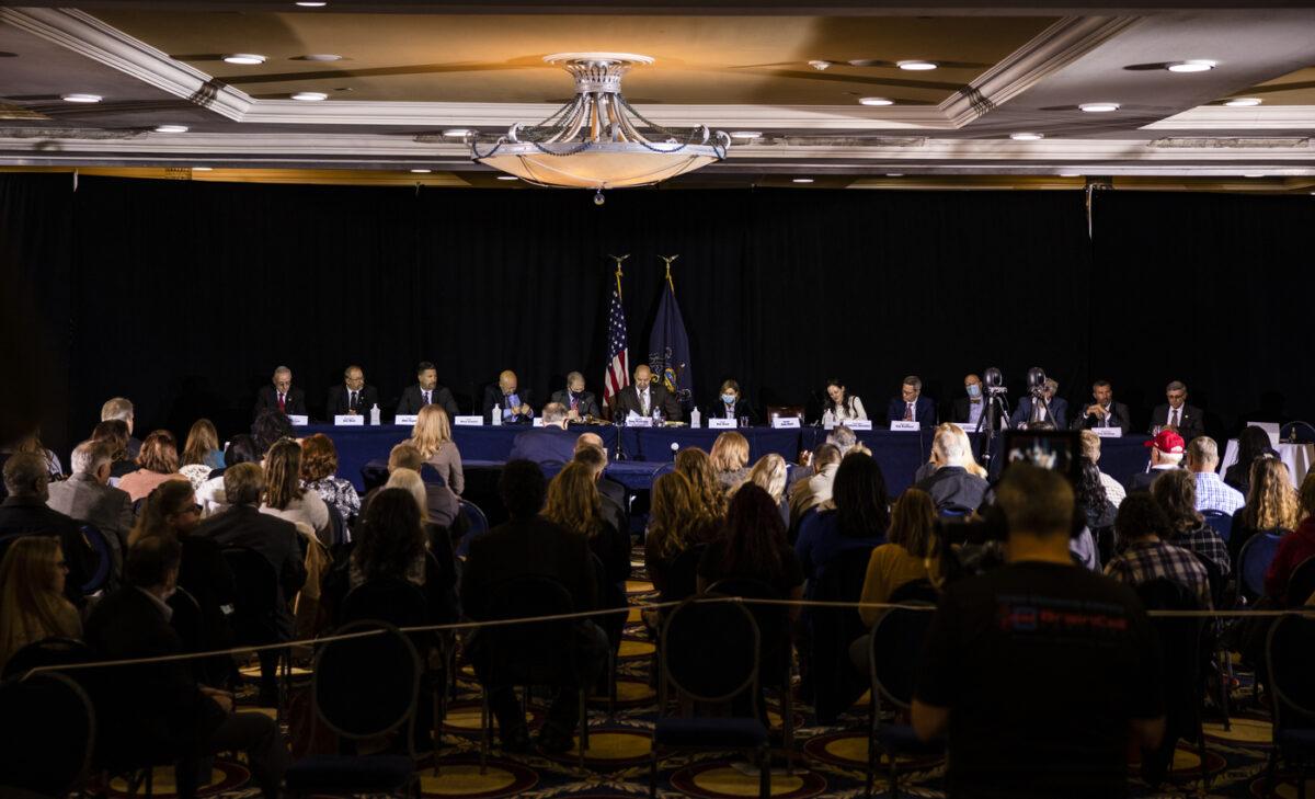Legislatura republicana de Pensilvania buscará retomar poder para nombrar electores: Senador estatal