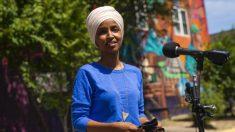 Campaña de Ilhan Omar pagó casi 2.8 millones de dólares a la empresa de su marido