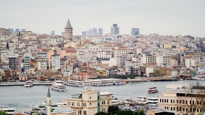 Estambul, Turquía.  (Sulox32/Pixabay)