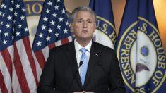 Líder republicano insta a demócratas firmar petición para aprobar proyecto de ley de ayuda por COVID-19