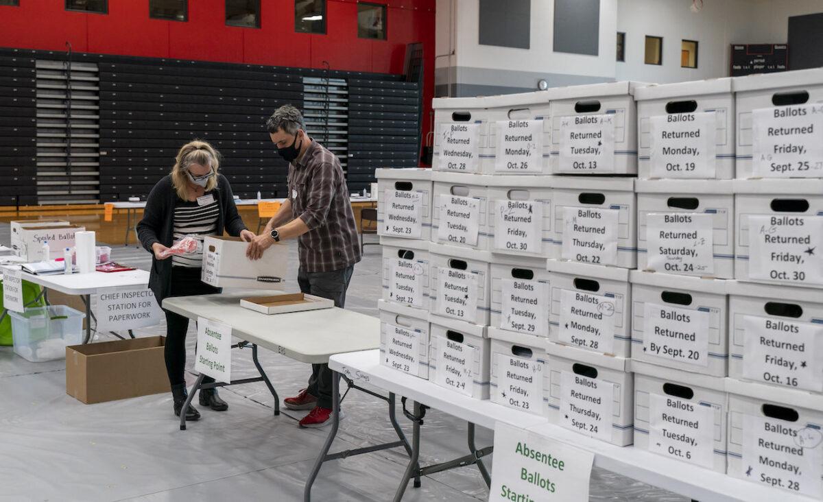 Abogado de Trump en Wisconsin busca desestimar su propio voto