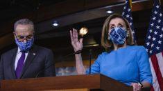 Pelosi, debilitada por las elecciones, pide una respuesta fiscal grande