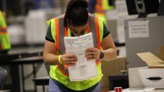 Pensilvania recibió 10,000 boletas por correo después del cierre de las urnas el 3 de noviembre