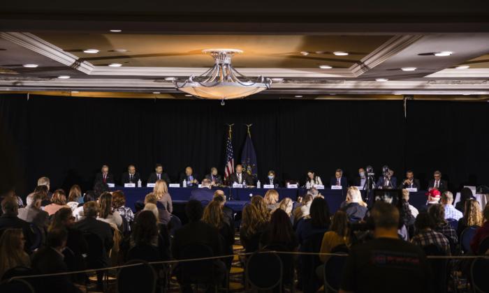 Republicanos de Pensilvania presentan resolución que disputa los resultados de las elecciones