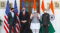 Acuerdo de defensa entre EE. UU. e India señala grave situación en Indo-Pacífico, según expertos