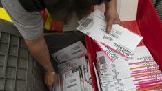 2 acusados de fraude electoral supuestamente enviaron 8000 solicitudes de inscripción fraudulentas