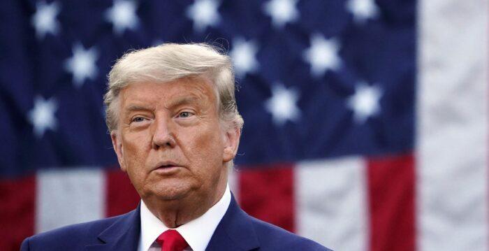 Presidencia de Donald Trump - cover