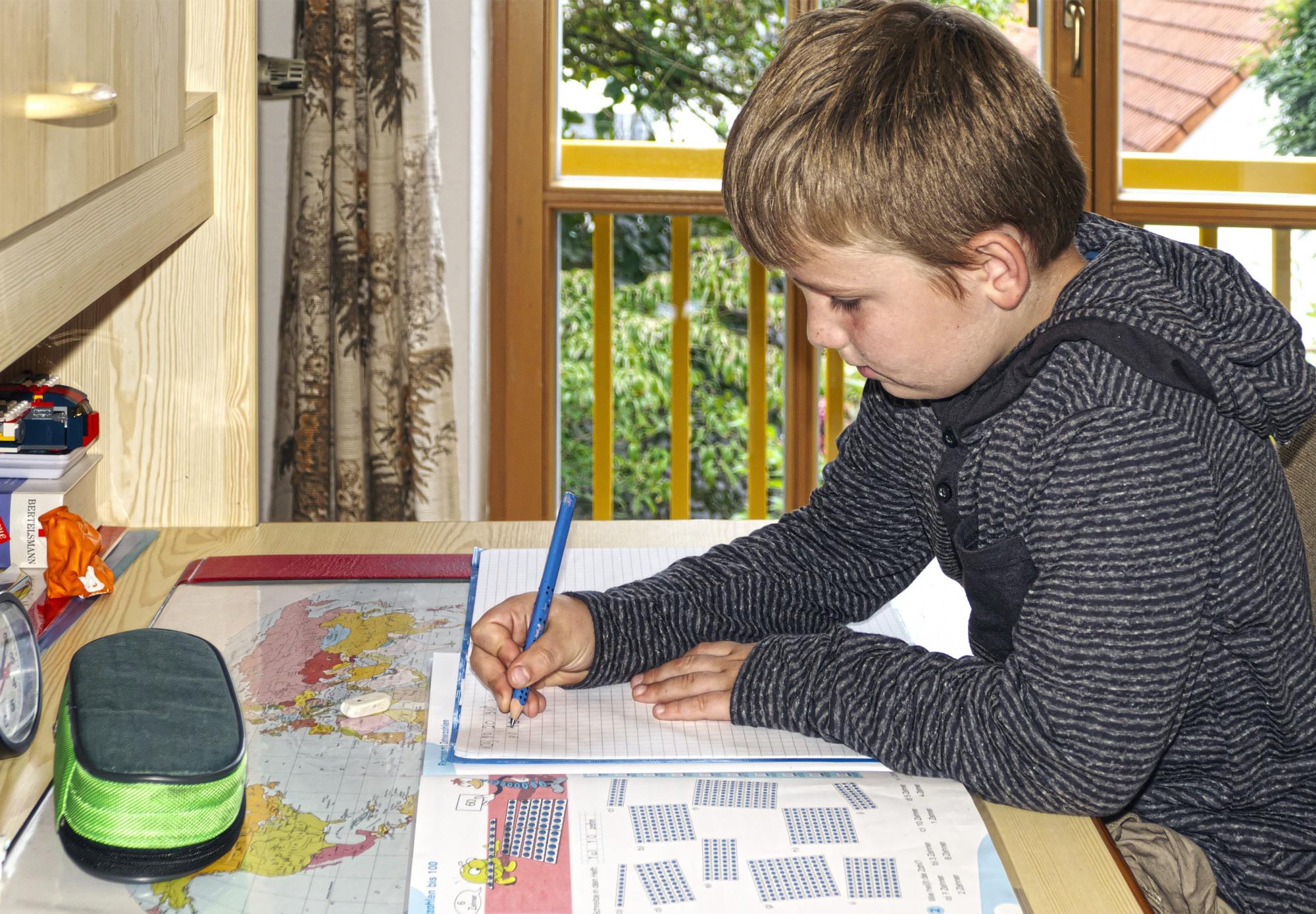 El método Montessori para la educación en casa