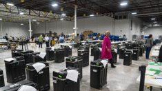 Juez prohíbe borrado o reseteo de máquinas electorales en Georgia y luego revoca la orden