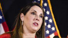 """Los republicanos tienen que encontrar """"cada una de las irregularidades"""", dice presidenta del GOP"""