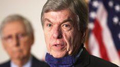 El presidente electo no se decide hasta que el Colegio Electoral vote, dice el senador Roy Blunt
