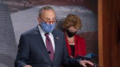 Demócratas del Senado reeligen a Schumer como líder: Manchin