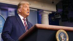 Trump emite orden ejecutiva para poner fin a inversiones en empresas militares chinas